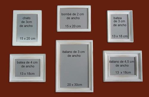 Marcos Para Cuadros, Fotos Y Espejos, 6 Marcos Simil Antiguo ...