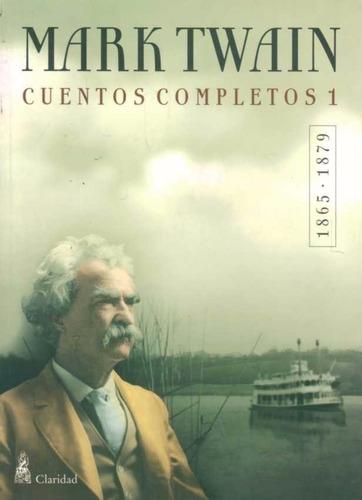 mark twain - cuentos completos. 5 tomos