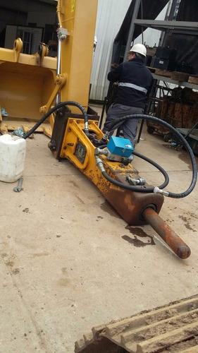 martillos hidráulico para excavadoras de 15 a 25 toneladas
