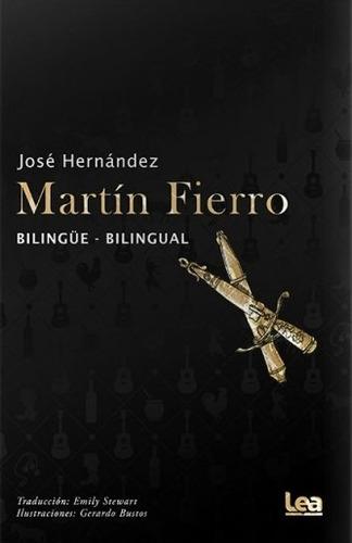 martín fierro (bilingüe) - josé hernández