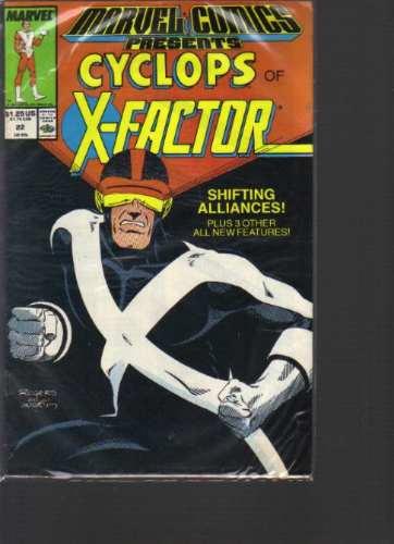 marvel comics presents cyclope of x factor n 22 -marvel-imp