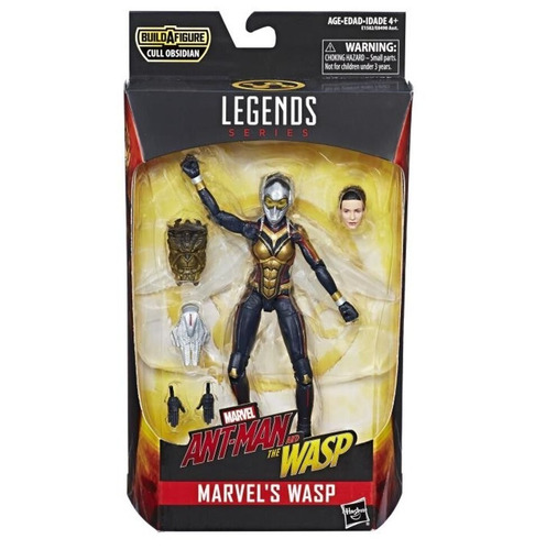 marvel legends ant-man and the wasp hope pym hasbro