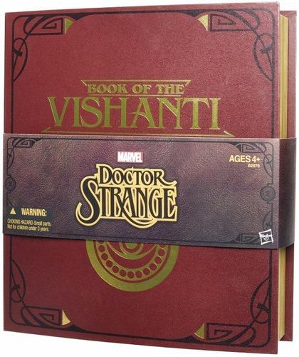marvel legends book of the vishanti dr. strange sdcc 2015