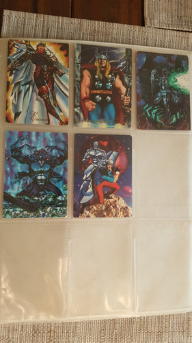 marvel pepsi cards cartas coleccionables