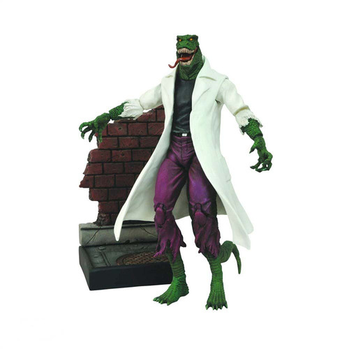 marvel select lagarto