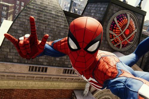 marvel's spiderman ps4 prim digital español envio inmediato!