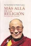 mas alla de la religion. dalai lama .