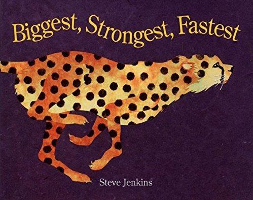 más grande más fuerte más rápido