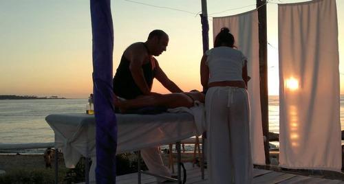 masaje terapéutico & estético.  kinesiologo holistico