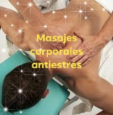 masajes profesionales: descontracturantes, anticelulitis !!!