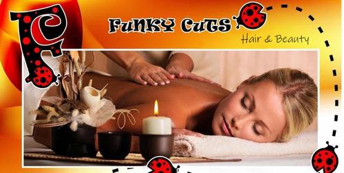 masajes terapéuticos de relax,descontracturantes,etc.