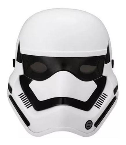 máscara de star wars ! luminosa,plástico rígido