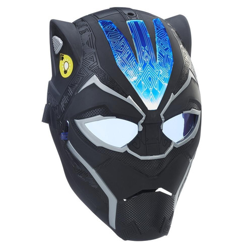 máscara electrónica pantera negra  novedad hasbro e0866