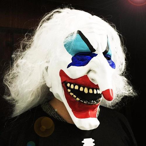 máscara palhaço clown assassino terror carnaval cosplay