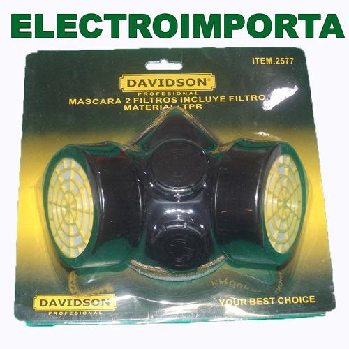mascara protectora dos filtros - electroimporta -