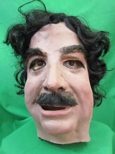 mascaras en látex - pablo emilio escobar gaviria.