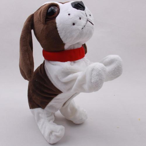 mascota interactiva , ¡mira el video real perrito jugueton