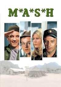 mash - serie de tv  de los 70´s - lámina 45x30 cm.