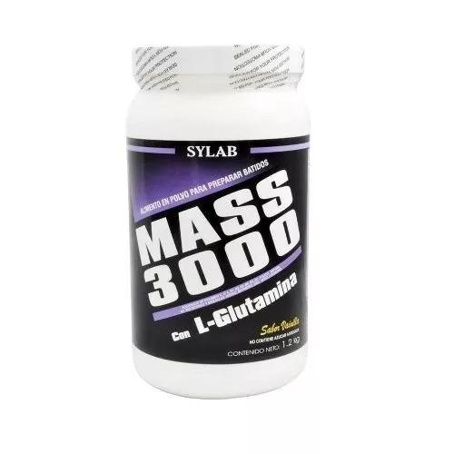 mass 3000 sylab 1,2 kg vainilla