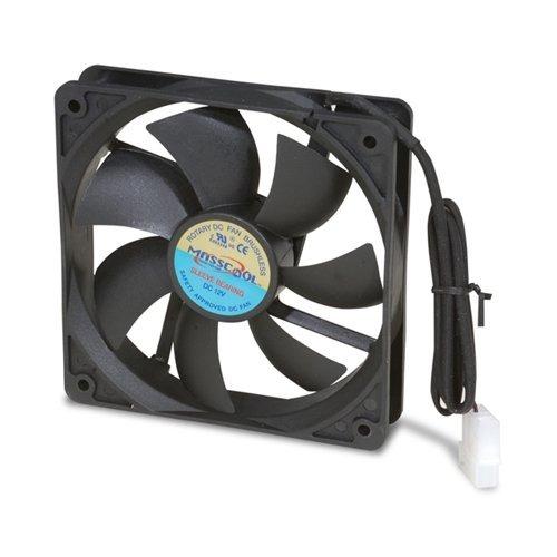 masscool 120mm cooling fan