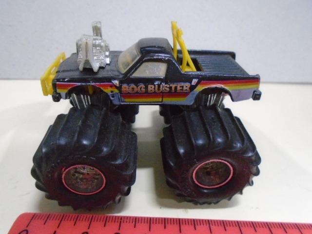 Matchbox 1/64 Monster Truck Bog Buster De 1986