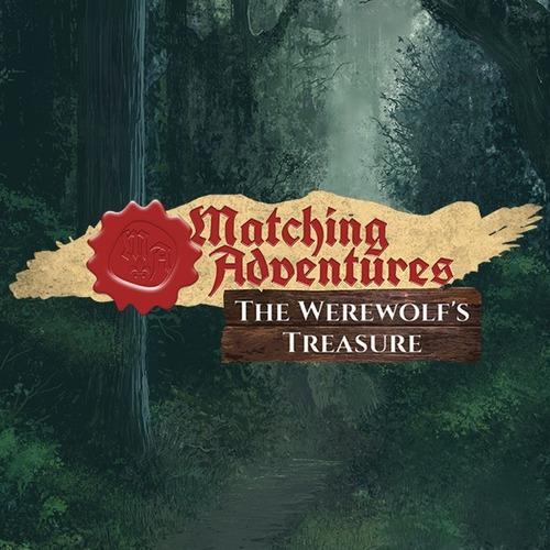 matching adventures: the werewolf's treasure. arnár estudios
