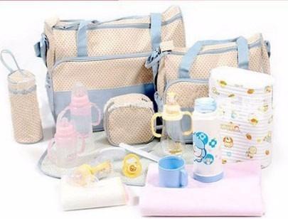 maternal bebe bolso