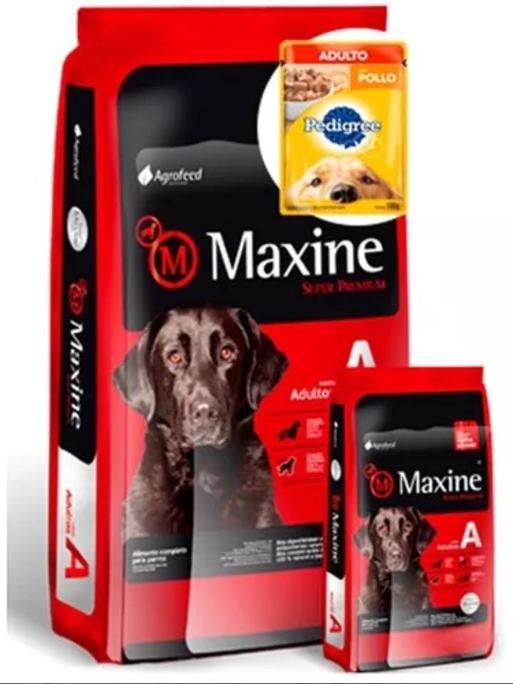 Maxine Adulto 15 Kg + 3 Kg Gratis - $ 970,00 en Mercado Libre