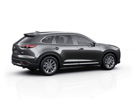 mazda cx-9 2.5 i grand touring awd at 2019