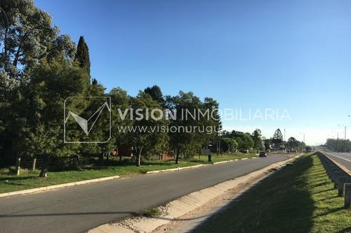 mb terreno sobre ruta interbalnearia & av. uruguay