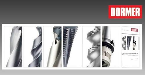 mecha cilindrica  de acero rapido dormer de 8.50  mm