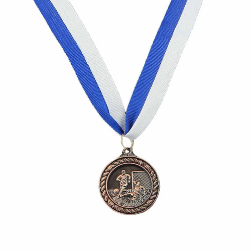 medalla 4.8 dos jugadores y arco dorado