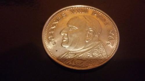 medalla de plata juan xxiii