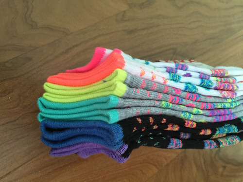 medias de nena socks pack x 6