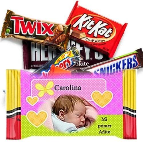 mega kit imprimible candy bar golosinas personalizables tita