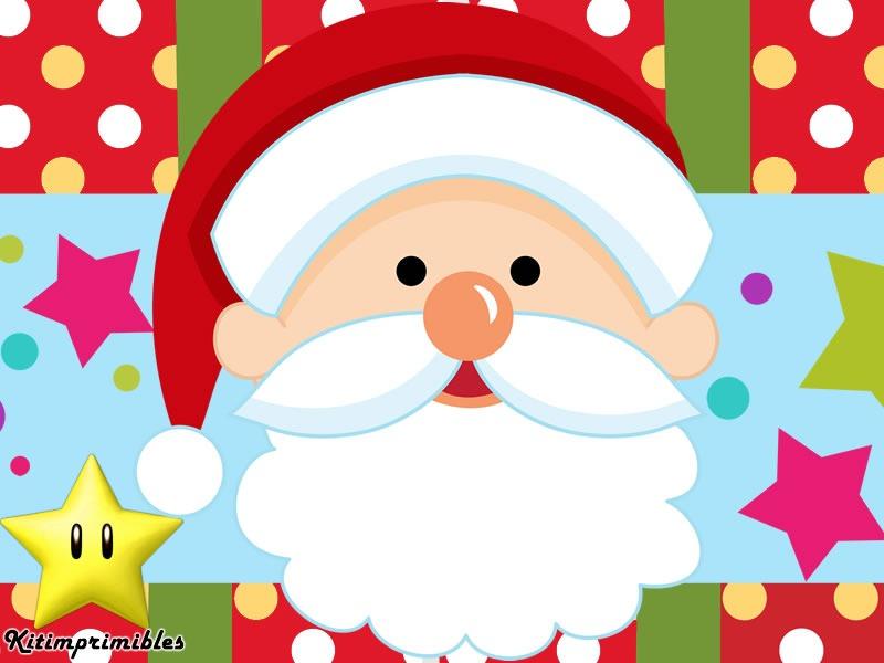 Mega Kit Imprimible Navidad Invitaciones, Etiquetas Cajitas - $ 150 ...