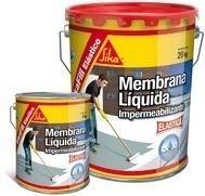 membrana liquida impermeabil. sikafill 20+4+rodillo+bandeja