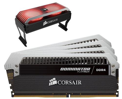 memoria ram corsair c17 intel 100/200 series dominator