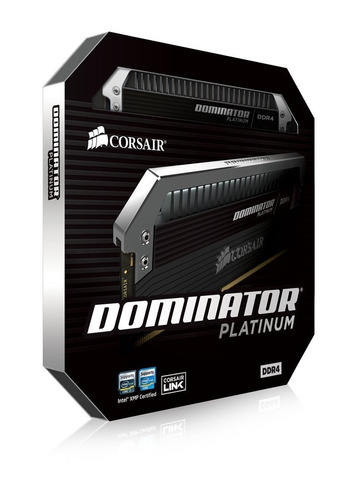 memoria ram corsair c17 intel 100/200 series dominator