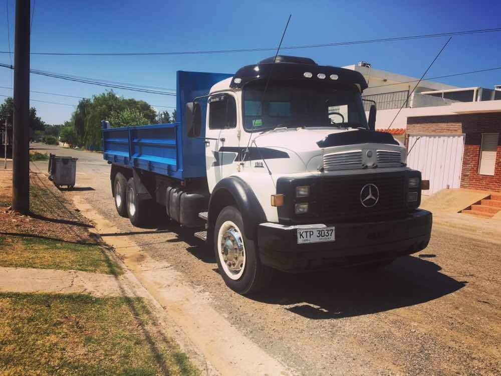 Mercedes-benz 1318 - U$S 35.000 en Mercado Libre