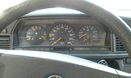 mercedes-benz 190 2.5 turbo diesel full