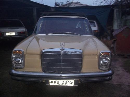 mercedes benz 250.  del 1971 inmaculado .