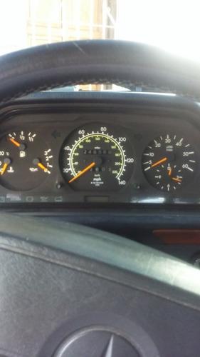 mercedes benz 250 dt turbo