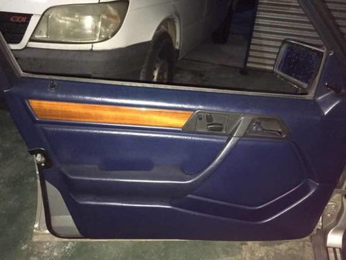 mercedes-benz 300 turbo w124