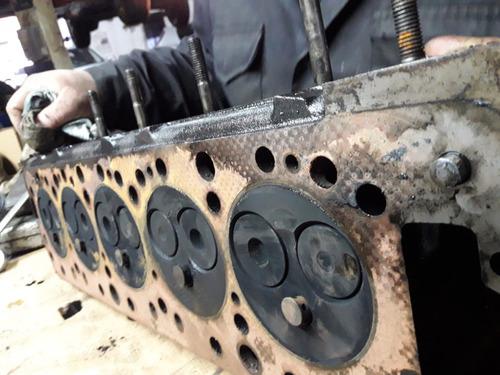 mercedes benz 300d 5 cil tapa de cilindros usada buen estado