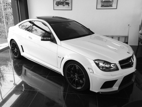 mercedes benz amg c63 black series 800 a nivel mundial