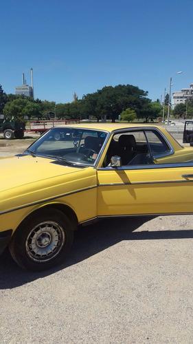 mercedes benz c 230 coupe año 1976. u$s 20.800