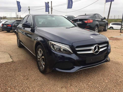 mercedes benz clase c 2.0 c250 avantgarde 211cv at 2016