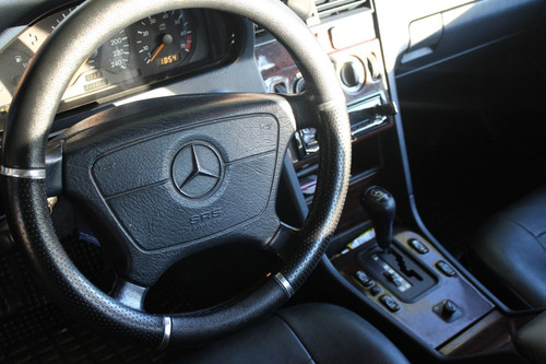mercedes benz clase c 2.2 c220 elegance/automatico