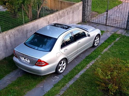 mercedes-benz clase c c230 2004 sport 1.8